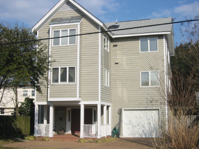 Virginia Beach Vacation Rental 8707 Atlantic Avenue