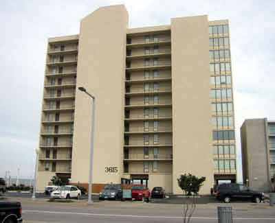 Virginia Beach Vacation Rental Edgewater Condominiums 3615 Atlantic Avenue #402