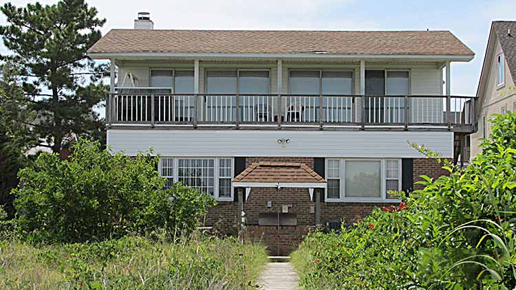 Virginia Beach Vacation Rental 2612 B Ocean Shore Avenue